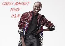 Enfin les images de la collection Isabel Marant pour H&M !