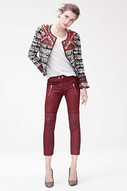 Isabel Marant HM womens collection