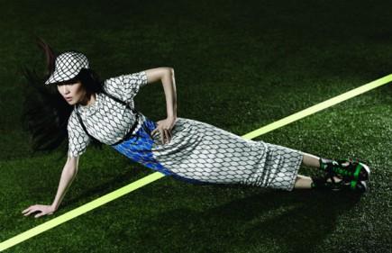 Ishie W Moo King Fashion Magazine