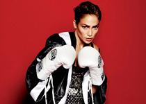 Jennifer Lopez en couv' de V Magazine