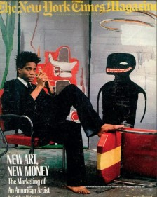 Jean Michel Basquiat De la rue aux musees