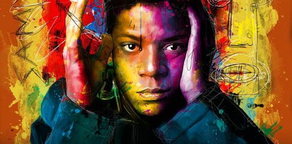 Jean Michel Basquiat De la rue aux musees Une