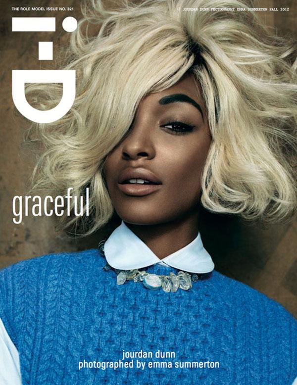 Jourdan Dunn id Magazine Fa