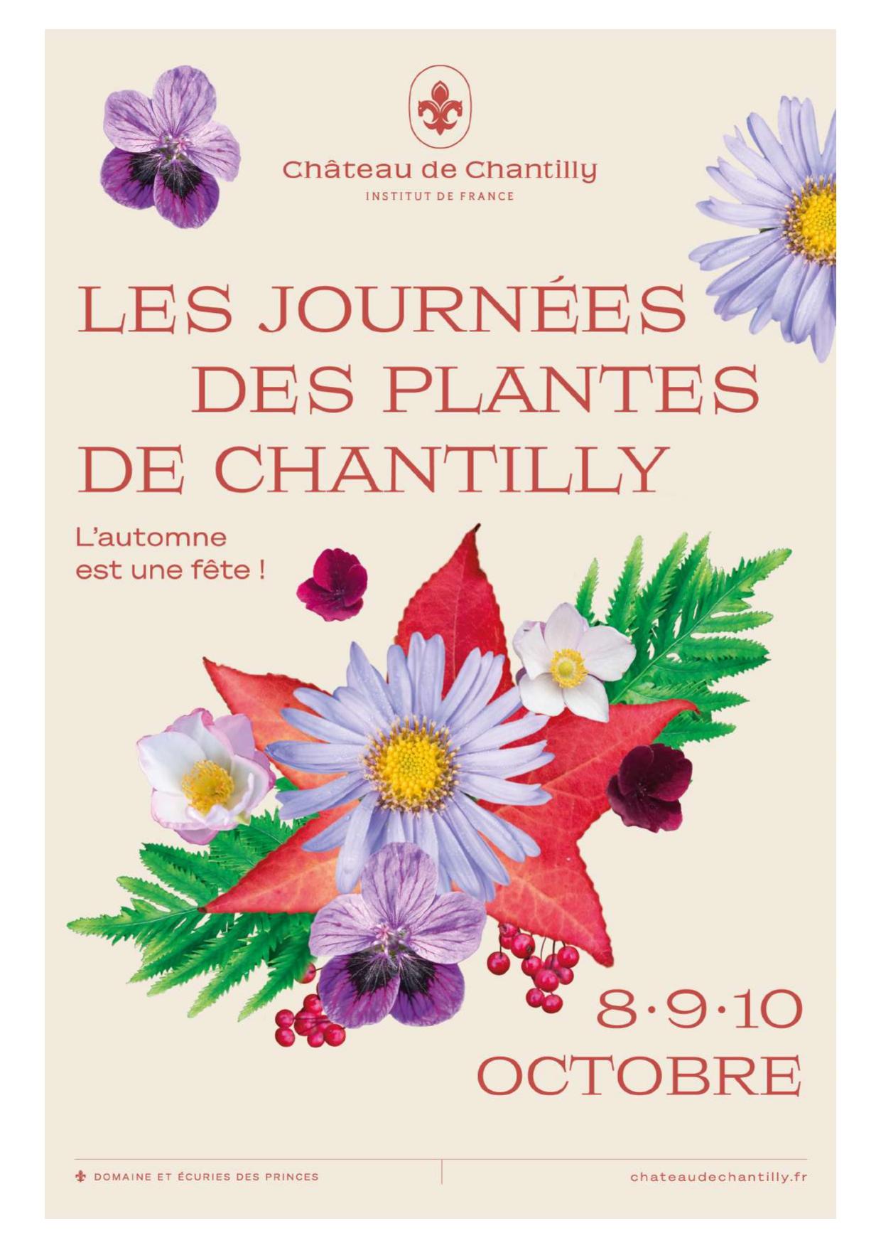 Journées des Plantes de Chantilly 2021