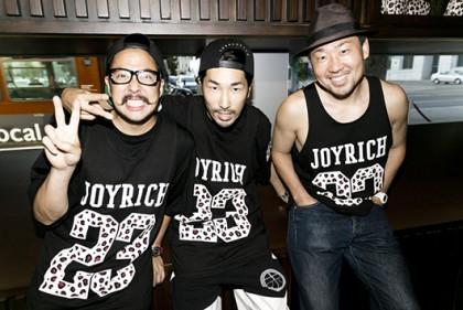 Joyrich baby g party KA