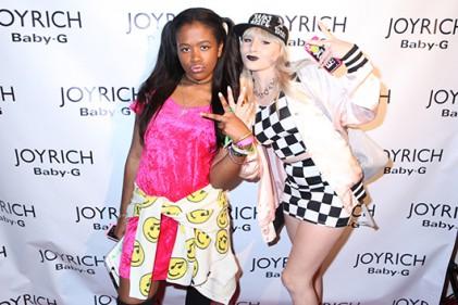 Joyrich baby g party img