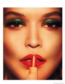 Kebede Harpers Bazaar Spai