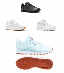 Kendrick Lamar Reebok Classic Leather Sneakers