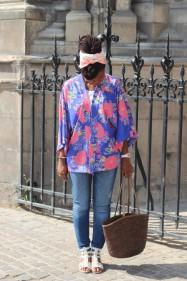 Kimono Primark Turban