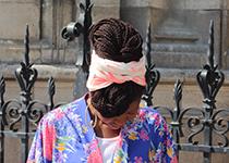 Kimono et Turban
