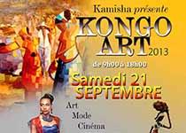 KONGO ART 2013 – L'événement Interculturel Incontournable de la Diaspora