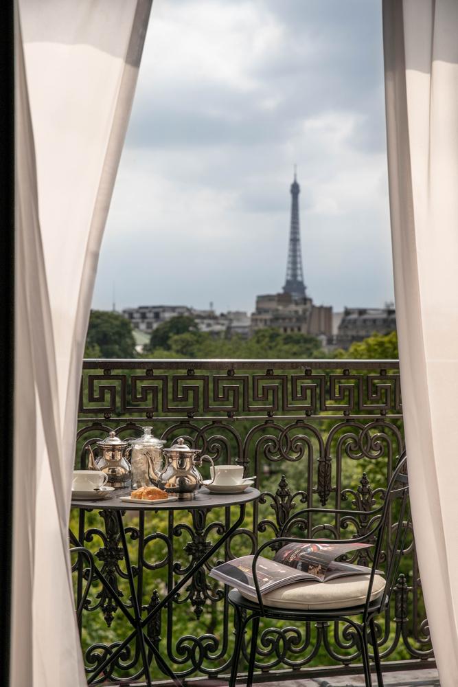 La Reserve Paris View Gregoire Gardette vert