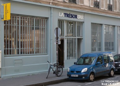 La Trésorerie paris