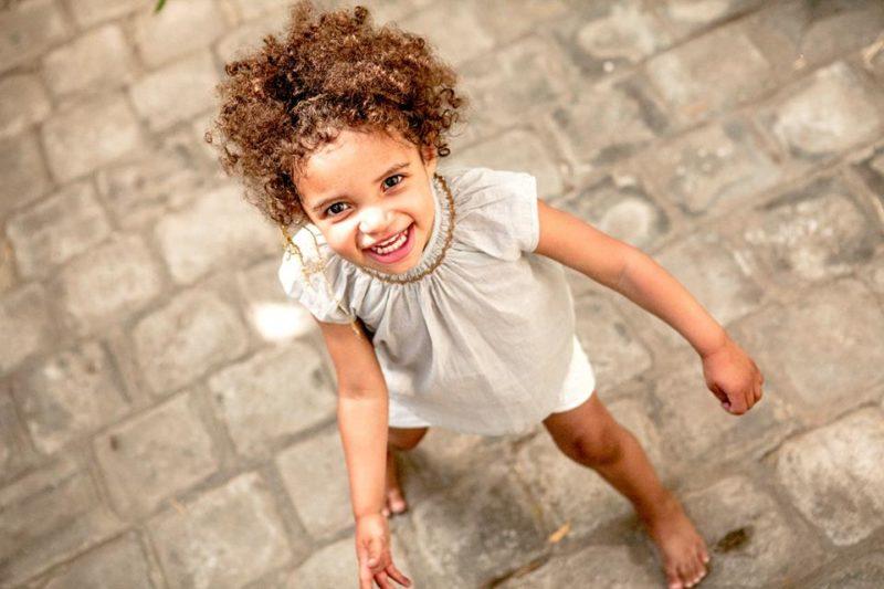 Little Brownie coffret de naissance made in france enfants
