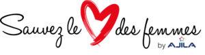 Logo Sauvez le Coeur des Femmes By Ajila header