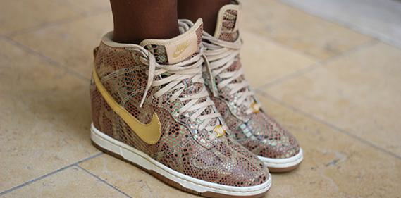 Look Grey Nike Une