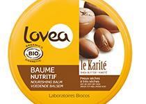 Lovea Baume karité home