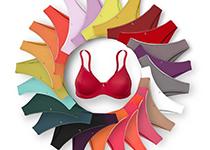 Lùli Lingerie : Concours Color Diva