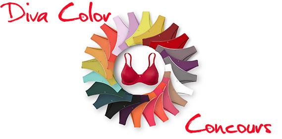 Luli lingerie diva color concours Une