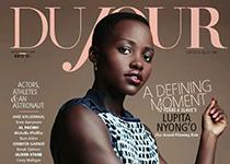 Lupita Nyong'o pour DuJour Magazine