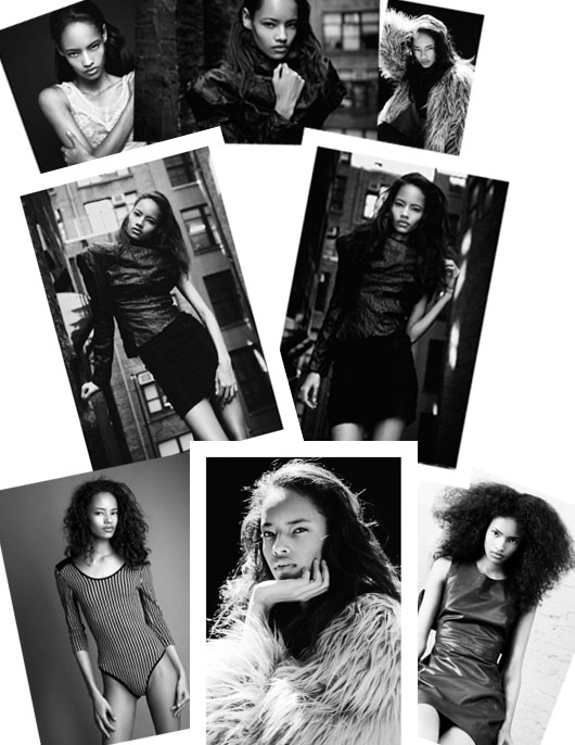 Malaika firth timodelle of