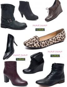 Naf Naf halles aux chaussures