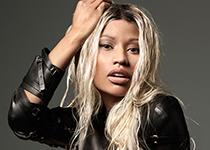 Nicki Minaj en couv' du magazine Elle US