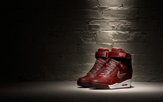 Nike Air Revolution Sky Hi QS Milan  e