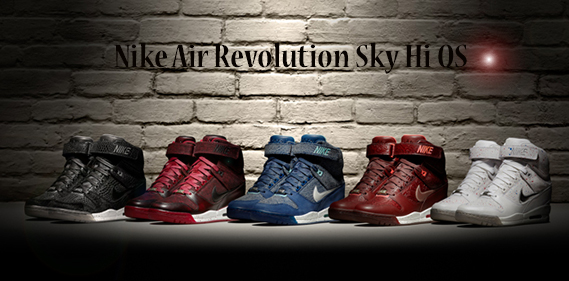 Nike Air Revolution Sky Hi QS une