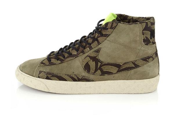 Nike-Liberty-London-AW12-2 Collection sneakers Liberty Of London & Nike