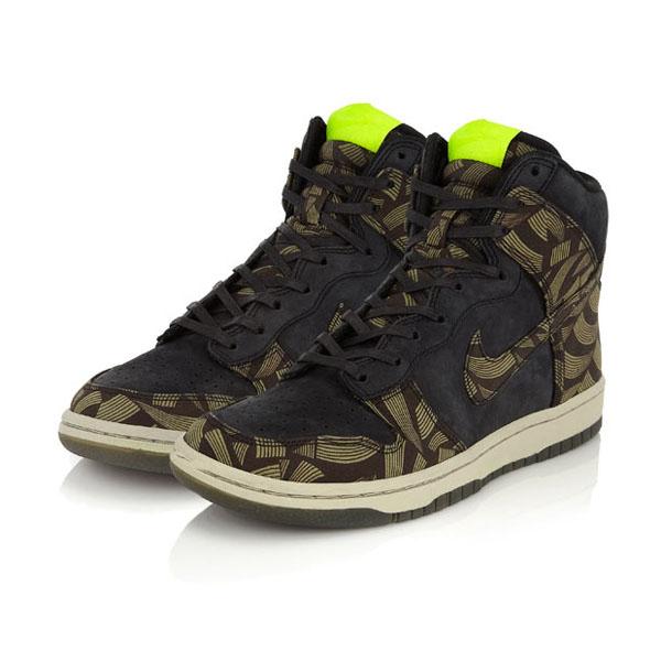 Nike-Liberty-London-AW12-3 Collection sneakers Liberty Of London & Nike