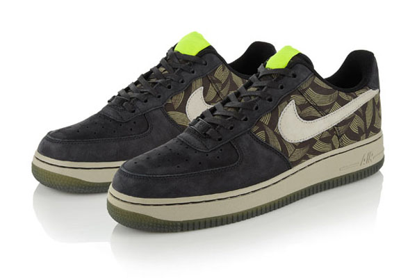 Nike-Liberty-London-AW12-Air-Force-1-02 Collection sneakers Liberty Of London & Nike
