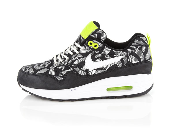 Nike-Liberty-London-AW12-Nike-Air-Max-1 Collection sneakers Liberty Of London & Nike