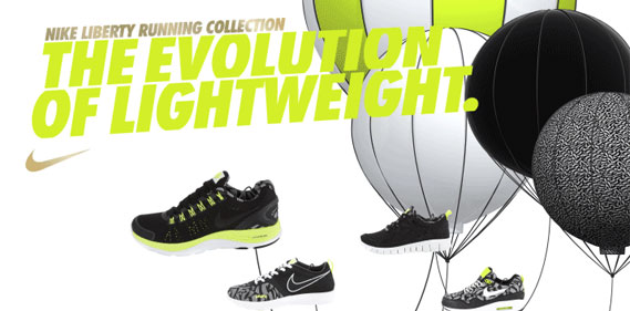 Nike Liberty London AW une