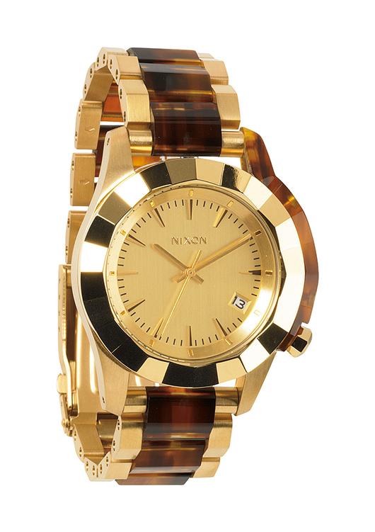 Nixon-The-Monarch-Gold-Molasses NIXON présente la collection The Monarch