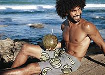 Òkun Beachwear, maillots de bain pour hommes inspirés par l'Afrique