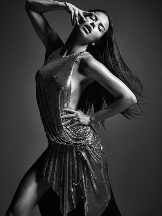 Perfect-Ten-Mario-Sorrenti-W-Magazine-04-e1391908437753 Lais Ribeiro & Jourdan Dunn pour W Magazine février 2014