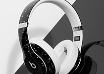 Beats by Dre x Pigalle Studio Wireless Headphones