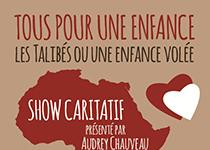 """SAVE THE DATE: Grand Gala de Charité """"Tous pour une enfance"""" le 28 avril 2014"""