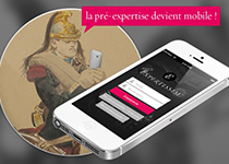 Expertissim lance sa nouvelle application de pré-expertise d'objets d'art