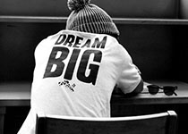 Timodelle Quote of the Day: Dream Big!
