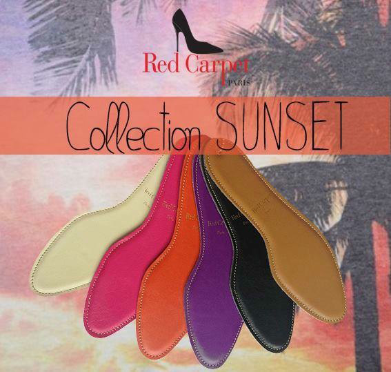 RED CARPET PARIS COLLECTION SUNSET
