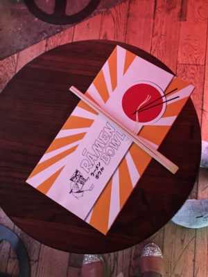 Ramen Bowl cantine street food japonaise Paris restaurant 03
