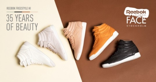 Reebok FACE Stockholm Freestyle Sneakers