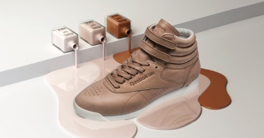 Reebok FACE Stockholm Freestyle Sneakers Subtle Tan