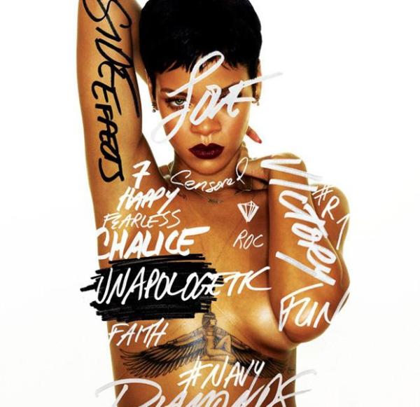 Rihanna-Unapologetic_cover Rihanna en couv' de Vogue US Novembre 2012
