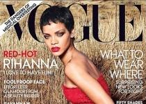 Rihanna en couv' de Vogue US Novembre 2012