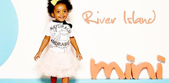 River Island collection Mini Une