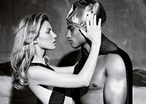 Hot Shoot : Rob Evans & Angela Lindvall pour V Spain #12