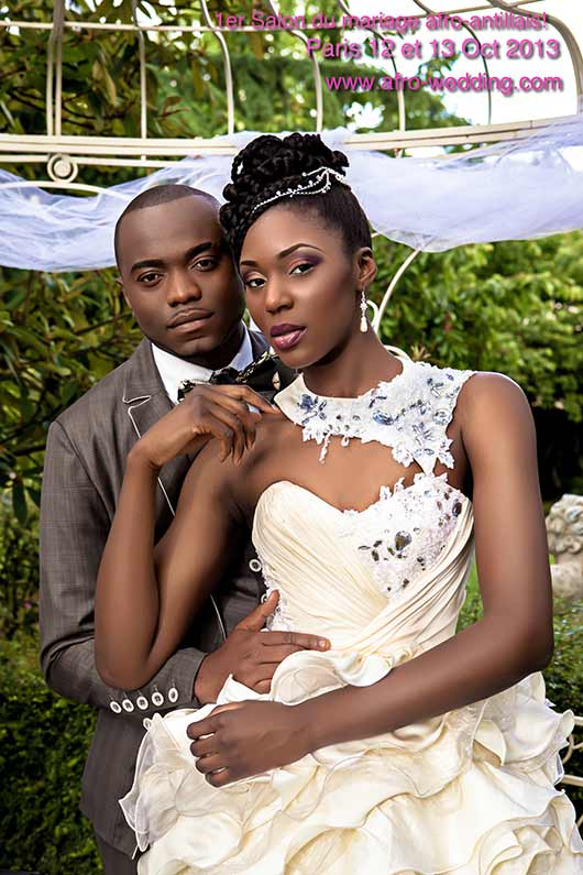 SALON AFRO WEDDING